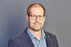 StD Arne Steinau leitet die Holzfachschule in Hildesheim