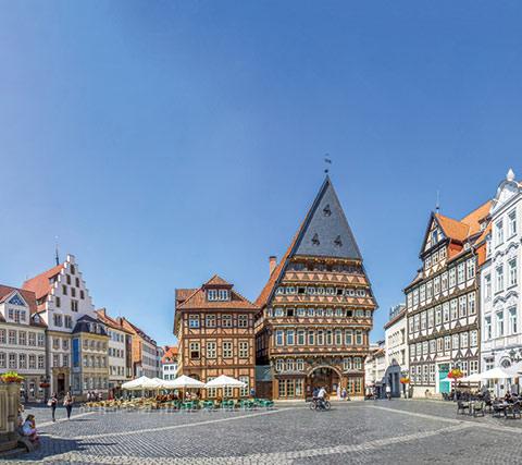Ansicht Hildesheim - Fachschule für Holztechnik